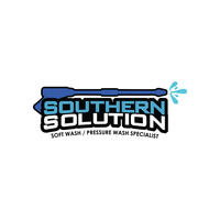 Pressure Washing & Roof Cleaning Service-Southern Solution Logo